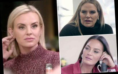 Real Housewives of Salt Lake City's Whitney Rose accused of being a 'swinger' and 'homewrecker' in explosive new trailer