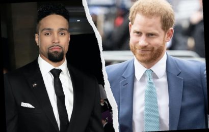 Prince Harry Rang Ashley Banjo To Show his Support For Diversity's BLM Dance