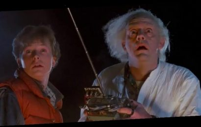 Contest: Win 'Back to the Future: The Ultimate Trilogy' on 4K