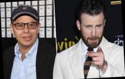 Chris Evans' 'blood is boiling' over Rick Moranis' random attack