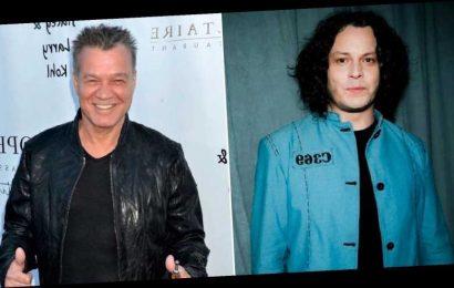 Jack White Honors Eddie Van Halen With SNL Performance