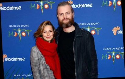 Kara Tointon reveals she's pregnant with second child two years after having son Frey