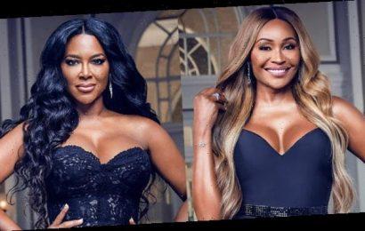 'RHOA' Stars Kenya Moore, Marlo Hampton & More Deny Their Involvement In Reported Stripper Scandal