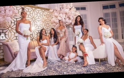 Cynthia Bailey's wedding wasn't filmed for Real Housewives of Atlanta after all, Bravo worried about COVID-19