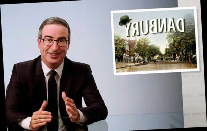 Danbury, CT sewage plant officially named John Oliver's 'poop factory'