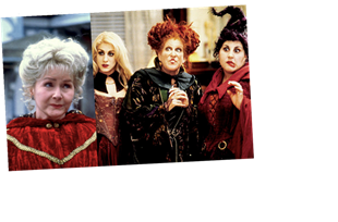 This TikTok About 'Hocus Pocus' & 'Halloweentown's Connection Will Inspire A Rewatch