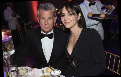 Katharine McPhee and David Foster Perform Together for the First Time Since Pregnancy News