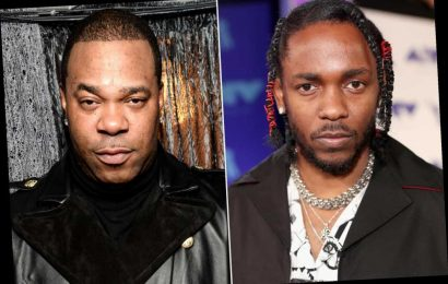 Kendrick Lamar Makes 2020 Rap Debut on Busta Rhymes' New Song 'Look Over Your Shoulder' — Listen!