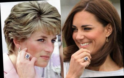 Every Time Meghan Markle and Kate Middleton Have Worn Princess Diana's Jewelry