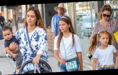 'Red Table Talk': Jessica Alba Admits Her 'Mind Is Blown' After A Fan Accused Her Of 'Child Abuse'