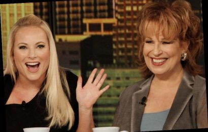 'The View': Meghan McCain Reacts To Joy Behar's Request To 'See The Baby'