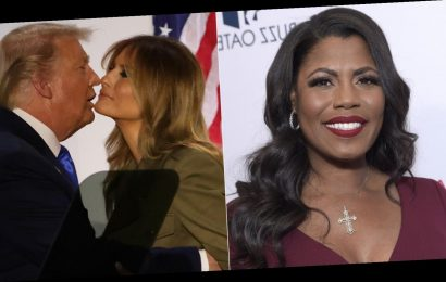 Omarosa reveals details about Melania and Donald Trump's marriage