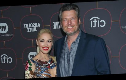 What Blake Shelton and Gwen Stefani's body language really says about their engagement