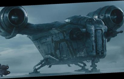 Cool Stuff: 'The Mandalorian' Razor Crest Ship is The Latest HasLab Project, and It's Already Fully Funded