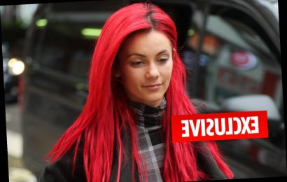 Strictly's Dianne Buswell sent death threats by crazed trolls accusing her of cheating with Max George