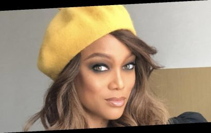 Tyra Banks Calls Out Wrong Couple on 'Dancing With the Stars' Elimination Round