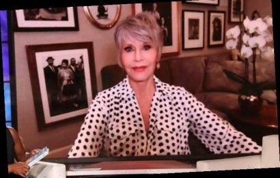 Jane Fonda Jokes About Her Sex Life: I've Had So Much of It