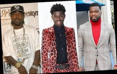 50 Cent Compares Lil Nas X to Young Buck's Alleged Trans Lover Over Nicki Minaj Halloween Costume