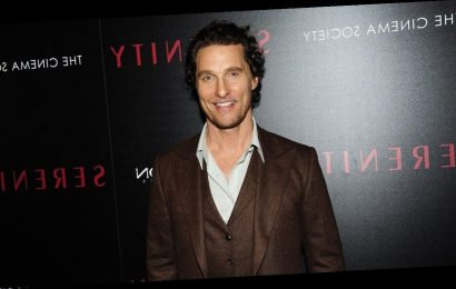 Matthew McConaughey on Why He's Never Dated His Co-Stars