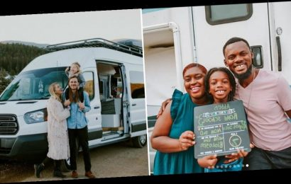 Families living in RVs share their best advice for parents who are new to homeschooling