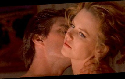 Nicole Kidman said Stanley Kubrick made a contract giving her the final say on her nude scenes in 'Eyes Wide Shut'