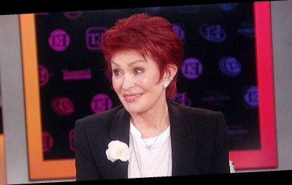 Sharon Osbourne on Her Crush on Keanu Reeves & How Ozzy Feels About It