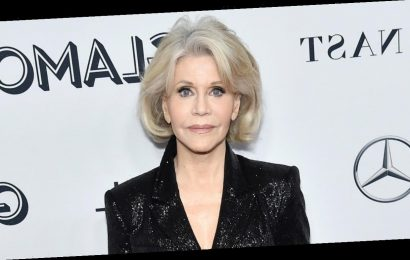 Jane Fonda Gets Candid About Her Sex Life at 82
