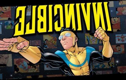 Amazon Releases Teaser Trailer for Robert Kirkman's 'Invincible' Animated Series