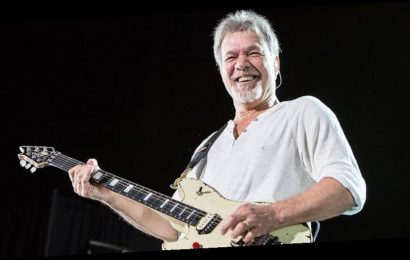 Two of Eddie Van Halen's Electric Guitars to Be Auctioned