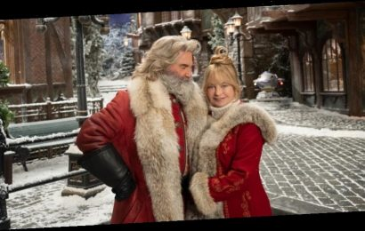 Kurt Russell Returns With Goldie Hawn as Mrs. Claus in 'The Christmas Chronicles 2' Trailer