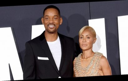 Will Smith & Family Awarded Robin Williams Legacy of Laughter Award