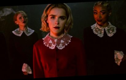 'Chilling Adventures of Sabrina' Part 4 Gets a Premiere Date