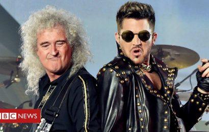 Queen top UK album chart after 25-year break