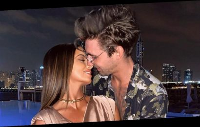 Tell-tale signs Love Island's Maura Higgins and Chris Taylor were dating