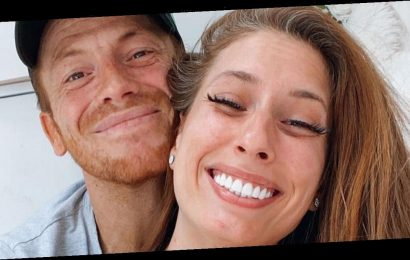 Stacey Solomon and Joe Swash in fiery clash as he slams her for 'pressuring' him
