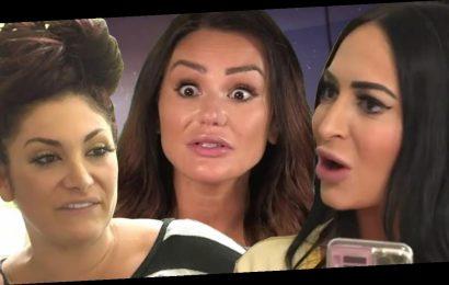 Jersey Shore Premiere Reveals Just How Nasty It Got Between JWoww, Angelina & Deena After Wedding