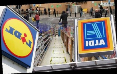 Aldi & Lidl issue new shopping rules asEnglandgoes into its second lockdown
