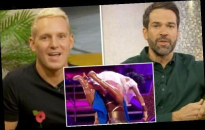 Jamie Laing warned by former Strictly star Gethin for 'dropping' Karen Hauer: 'Don't!'