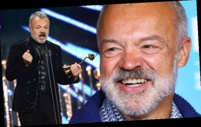 Graham Norton confessed 'I'm too lazy for Strictly' before quitting BBC Radio 2 slot