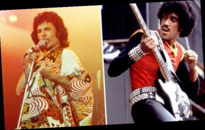 Freddie Mercury 'totally INSPIRED' Thin Lizzy's Phil Lynott on Queen's 1977 tour EXCLUSIVE