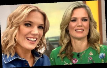 Charlotte Hawkins: GMB host announces new move away from ITV show 'Thrilled to say'