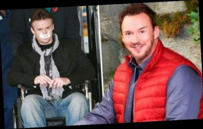 Russell Watson: I'm A Celebrity star talks 'emotional' hospital moment after cancer battle