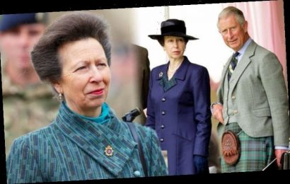 Princess Anne growing 'closer' with Prince Charles despite 'contrasting personalities'