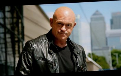 Ross Kemp to uncover story of thieves who used JCB digger in £350m diamond heist