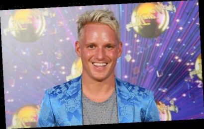 Strictly's Jamie Laing urges people to get out of their comfort zone