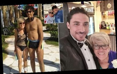 Woman, 80, marries Egyptian toyboy, 35, after This Morning appearance