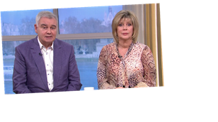 Ruth Langsford and Eamonn Holmes recall 'disastrous' first date on This Morning
