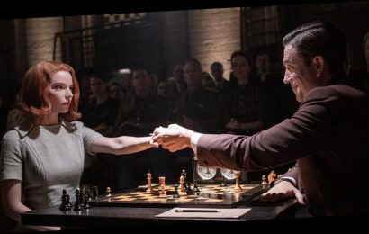 The Queen's Gambit Is Officially Netflix's Most-Watched Scripted Limited Series