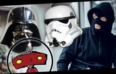 Darth Vader's Original 'Star Wars' Helmet Stolen