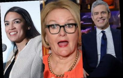 AOC, Andy Cohen Jump Into Claire McCaskill's Mess Over 'Transexuals'